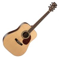 Cort akusztikus gitár, natúr - LIMITÁLT
