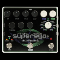 Electro-harmonix effektpedál - Superego Plus