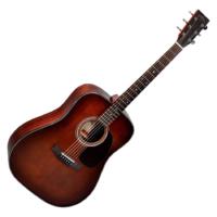 Sigma DM-1 akusztikus gitár, barna