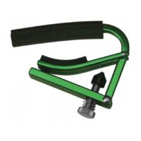 Shubb Capo Lite - steel string, zöld