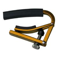 Shubb Capo Lite - steel string, aranyszínű