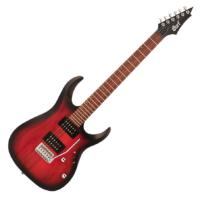 Cort - X100OPBB elektromos gitár, cseresznye burst