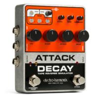 Electro-harmonix effektpedál - Attack Decay rev.tape simulator