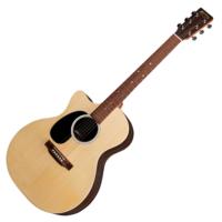 Martin akusztikus gitár elektronikával
