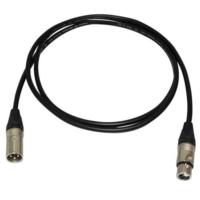Bespeco Neutrik XLR-XLR, 10m-es mikrofonkábel