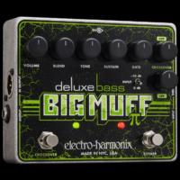 Electro-harmonix effektpedál - Deluxe Bass Big Muff