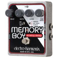 Electro-harmonix effektpedál Memory Boy analóg echo