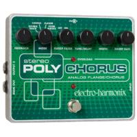 Electro-harmonix effektpedál - Stereo Polychorus