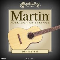 Martin húr - ak, ezüstözött réz, 115-47