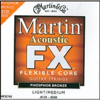 Martin húr - akusztikus FX foszfor-bronz, 12,5 - 55