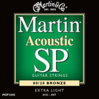 Martin húr - akusztikus, 10-47