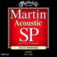 Martin húr - akusztikus, 12-54