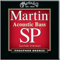 Martin húr, akusztikus basszusgitár  45-100