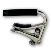 Shubb Capo - steel string, nickel
