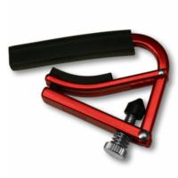 Shubb Capo Lite - steel string, piros