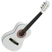 Dimavery - AC-303 1/2-es klasszikus gitár fehér
