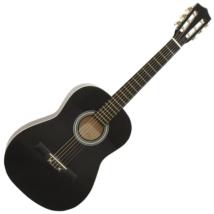 Dimavery - AC-303 3/4-es klasszikus gitár fekete