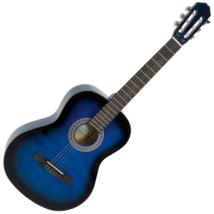 Dimavery - AC-303 Klasszikus gitár kék