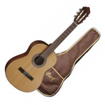 Cort - AC50 OP 1/2-es klasszikus gitár matt natúr tokkal ajándék hangolóval