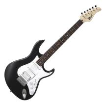 Cort - G110-BKS elektromos gitár matt fekete
