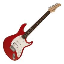 Cort - G110-RD elektromos gitár vörös