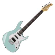 Cort - G250-CGN elektromos gitár karibi zöld ajándék puhatok