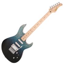 Cort - G-LTD18M-OPBG elektromos gitár kék