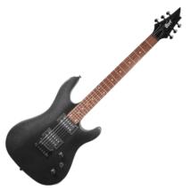 Cort - KX100-BKM Elektromos gitár fekete