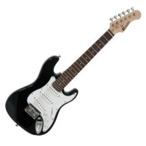 Dimavery - J-350 elektromos gitár 1/2 méret fekete