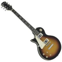 Dimavery - LP-700L balkezes elektromos gitár sunburst
