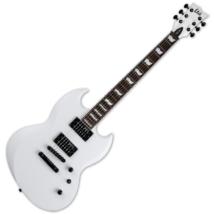 LTD - VIPER-256 SW 6 húros elektromos gitár ajándék félkemény tok