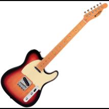 Prodipe - TC80 MA Sunburst elektromos gitár ajándék puhatok