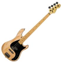 Sandberg California VT4 4 Húros Basszusgitár Natúr ajándék félkemény tok