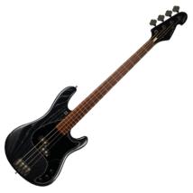 Sandberg - California VS4 4 Húros Basszusgitár Matt Fekete ajándék félkemény tok