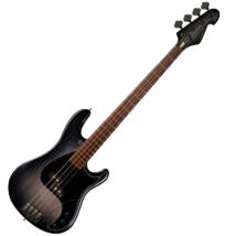 Sandberg - California VS4 4 Húros Basszusgitár Blackburst ajándék félkemény tok