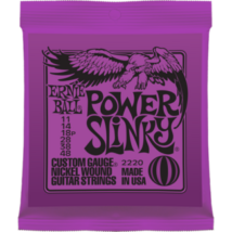Ernie Ball - Nickel Wound Power Slinky 11-48 Elektromos Gitárhúr készlet