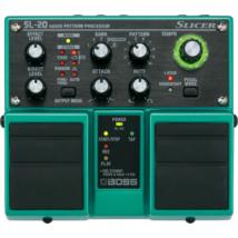 Boss - SL-20 Slicer effekt pedál elektromos gitárhoz és basszusgitárhoz