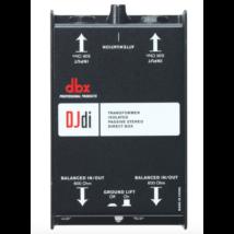 DBX - DJdi 2 csatornás passzív Di-Box