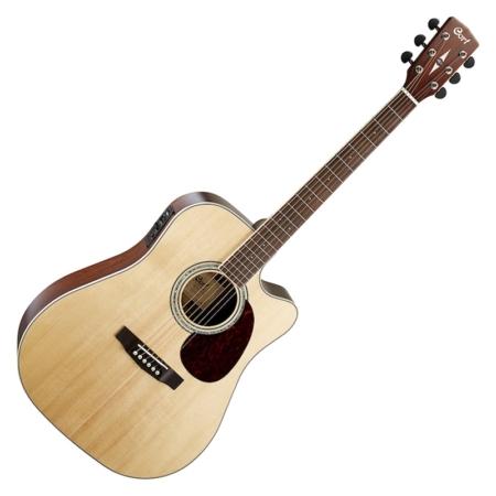 Cort - MR710F-PF-NAT Akusztikus gitár elektronikával natúr