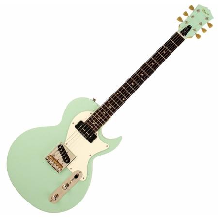 Cort - CR-LTD16-SGM elektromos gitár zöld