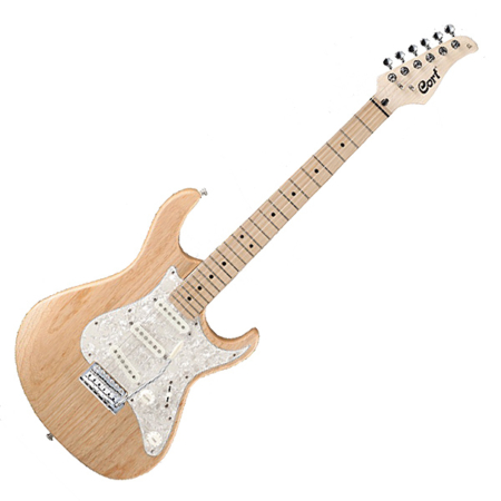 Cort - G215-NAT elektromos gitár natúr