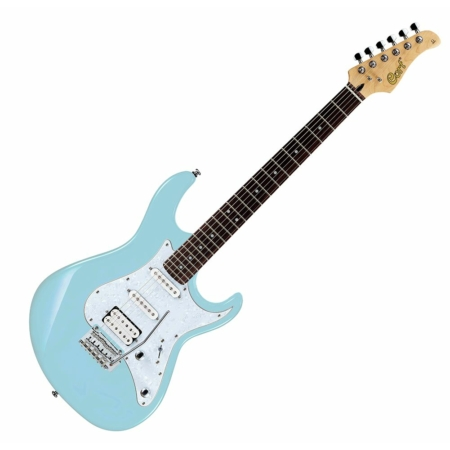 Cort - G250-CFB elektromos gitár babakék