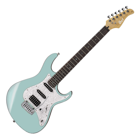 Cort - G250-CGN elektromos gitár karibi zöld