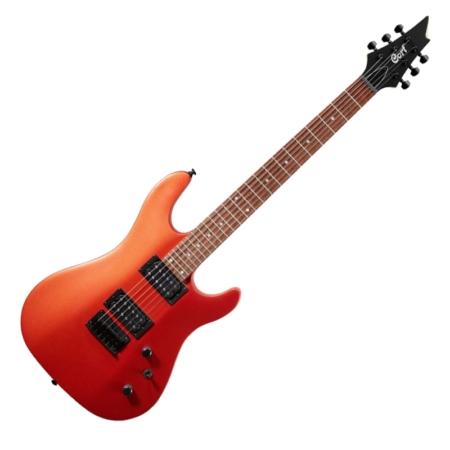 Cort - KX100-IO elektromos gitár rozsdavörös