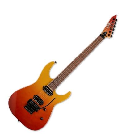 LTD - M-400 SOLFD 6 húros elektromos gitár ajándék félkemény tok