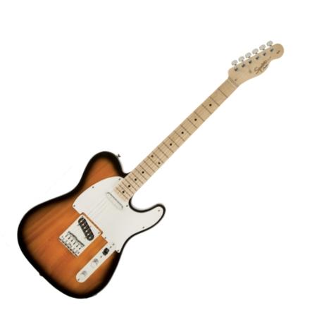 Squier - Affinity Telecaster 2 color sunburst 6 húros elektromos gitár