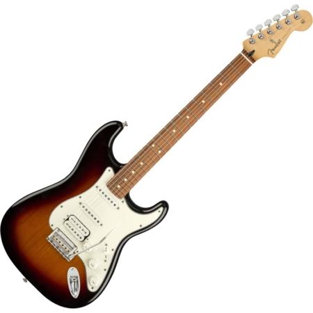 Fender - PLAYER STRATOCASTER HSS PF SUNBURST