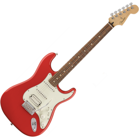 Fender - PLAYER STRATOCASTER HSS PF Sonic Red
