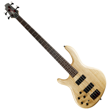 Cort - ActionDLX-ASLH-OPN balkezes elektromos basszusgitár