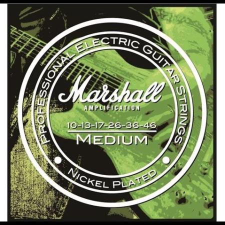 Marshall - Nikkelezett 10-46 Elektromos gitárhúr készlet